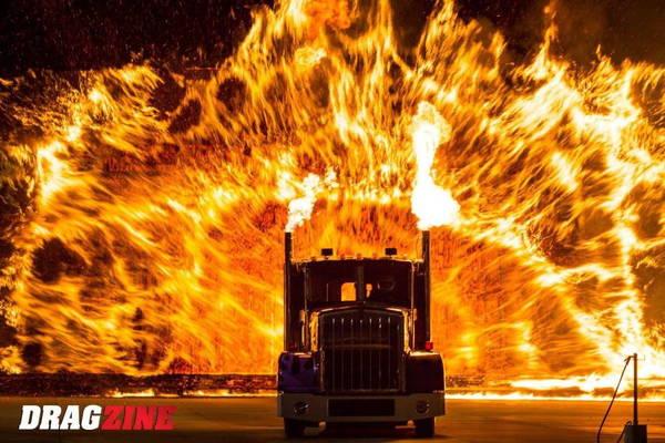 Bob Motz Jet Truck  for Sale $750,000
