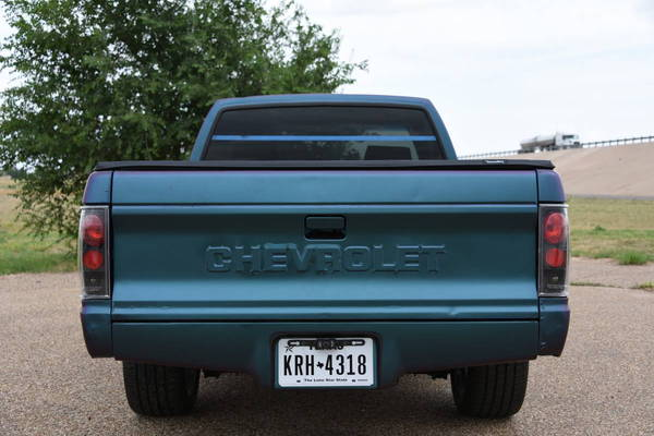 1988 Chevrolet S10  for Sale $40,000