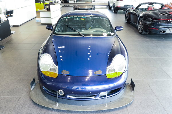 2002 BOXSTER S GTS 2/3  for Sale $37,900