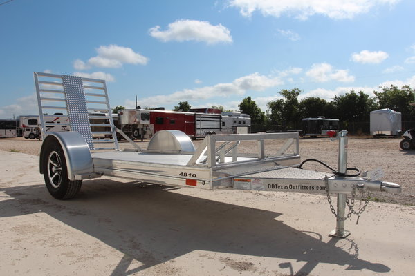 2018 Sundowner Motorcycle Utility Trailer  for Sale $1,995