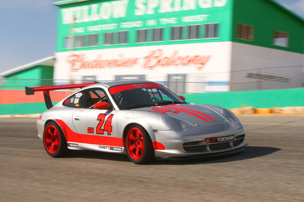2002 Porsche Race Car  for Sale $42,000
