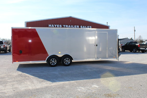 24' Pace American Car Trailer