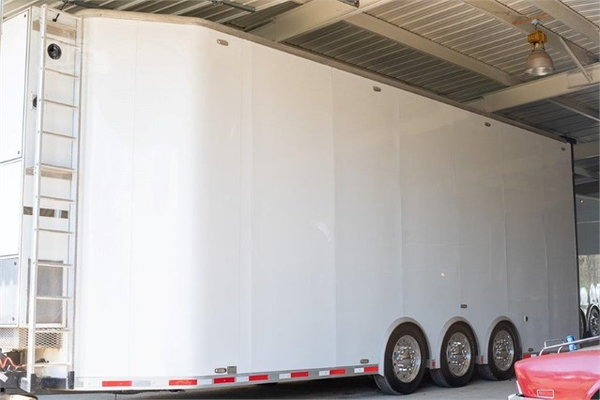 2015 FACTORY TRANSPORT DOUBLE STACK  for Sale $100,000