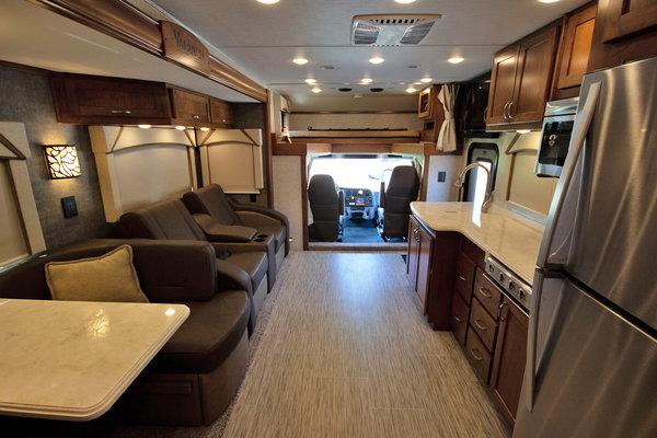 2020 Renegade Valencia 38RW Class C Motorhome