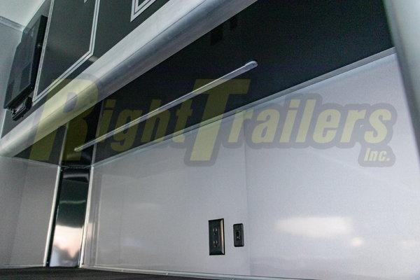 2020 8.5 x 32 Cargo Mate Race Trailer