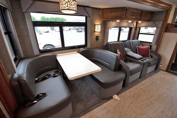 2021 Renegade RV Valencia 38RB Class C Motorhome