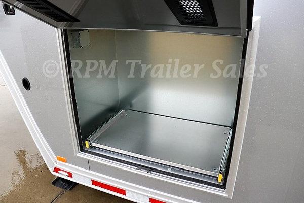 40' inTech Aluminum Gooseneck Trailer - 12311