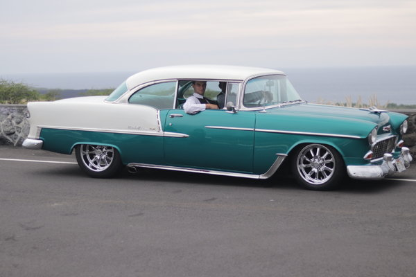 55 chevy belair  for Sale $50,000