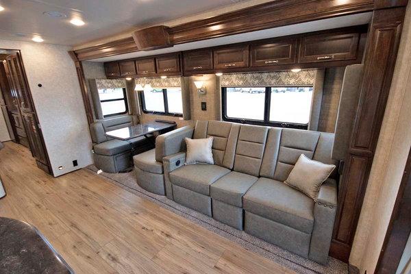 2021 Renegade RV Verona 36VSB Class C Motorhome