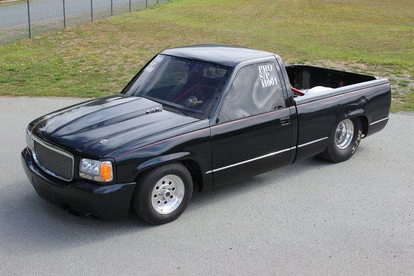 1997 Chevy Silverado For Sale >> 1997 Chevy Drag Truck For Sale In Port Alberni Price 29 000