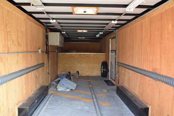 32' 5th Wheel Trailer by Car Mate  for Sale $8,999
