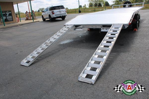 2022 Sundowner 9624MPBP 24' Deck Over Utility Trailer #A9276