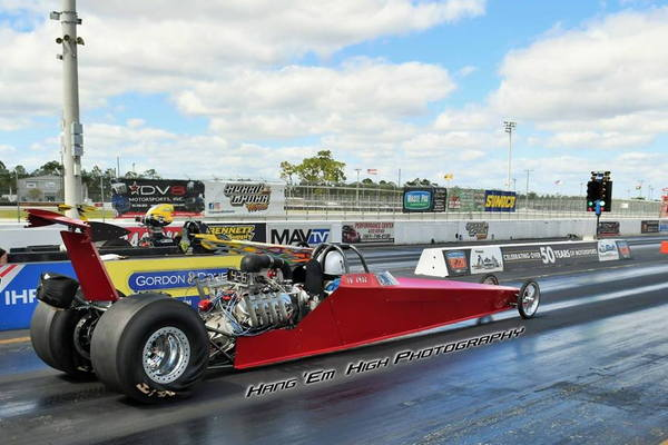 2016 MILLER TOP DRAGSTER  for Sale $29,500