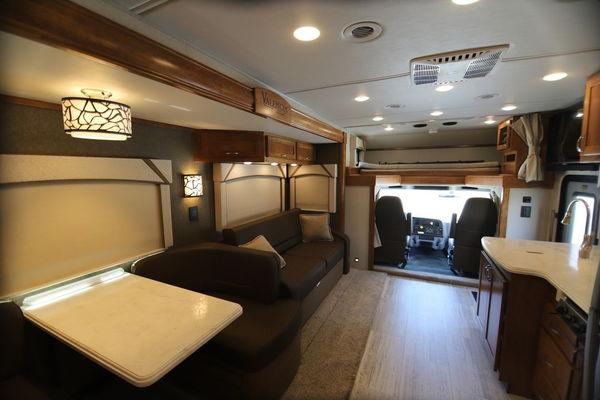 2019 Renegade RV Valencia 38BB Class C Motorhome