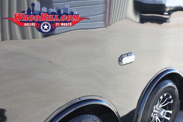 28' Nitro Black-Out X-Height Trailer Wacobill.com
