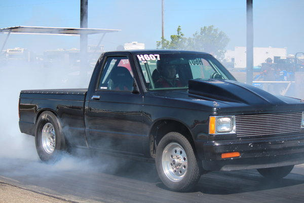 1988 GMC S15 Drag Truck  for Sale $14,000
