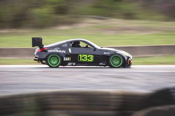 2003 350Z Race Car ST/TT3  for Sale $23,000