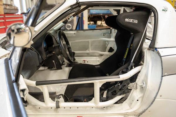 1995 Mazda Miata SCCA EP Race Car  for Sale $25,000
