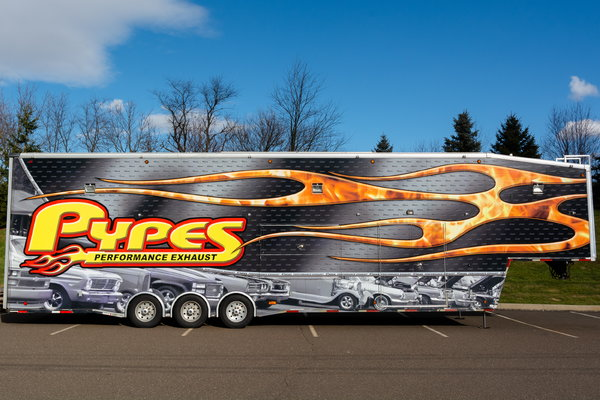 2005 Frieghtliner w/United conversion and Wildside stacker t  for Sale $140,000