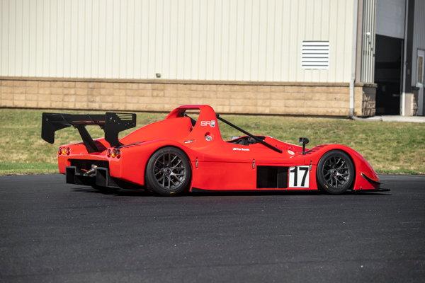 2013 Radical SR3 RS LHD  for Sale $45,000