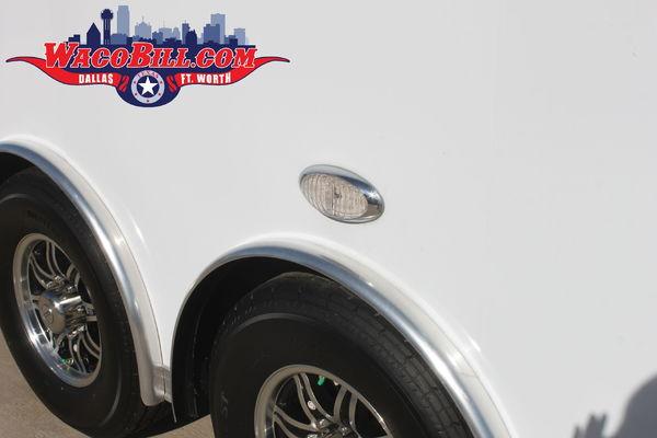 32' United Super Hauler SPD-LED Race Trailer Wacobill.com