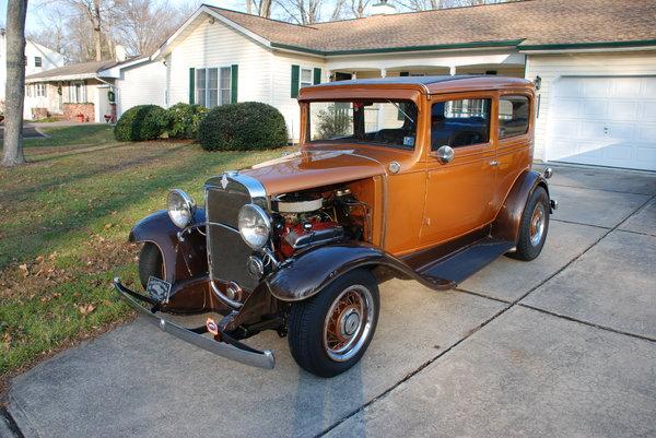 1931 chevy sedan  for Sale $22,000