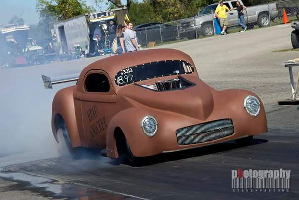 41 WILLYS DRAG RACE BODY  for Sale $6,500