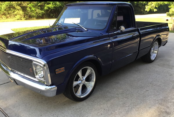 1970 C10 Customized