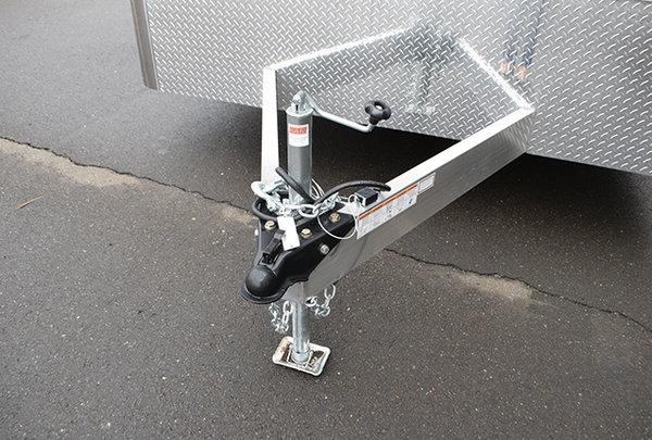 8'6″ x 24′ Raven Enclosed Car Hauler 9.9K  for Sale $14,475