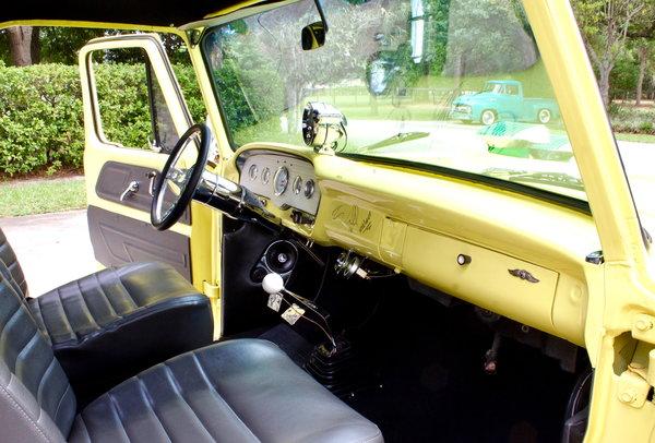 1965 Mercury M100 Stylebox Show Truck / F100