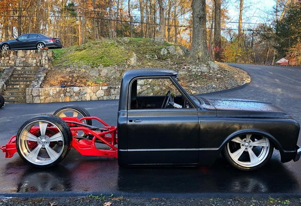 1967 Chevrolet C10 Pickup  for Sale $11,500