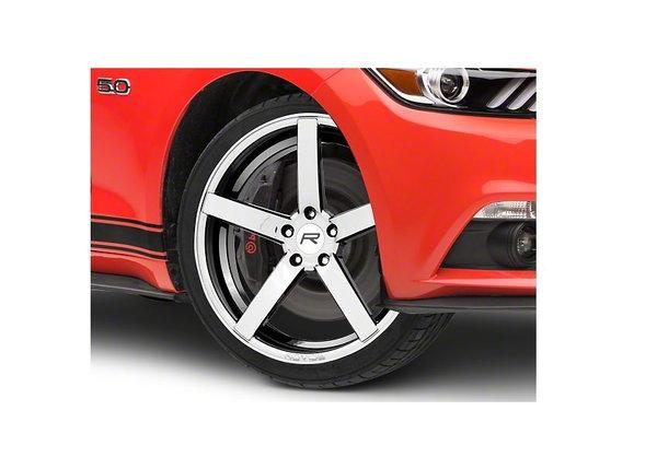 Rovos Durban Black Chrome Wheel - 20x8 5 for sale in Paoli, PA, Price: $365