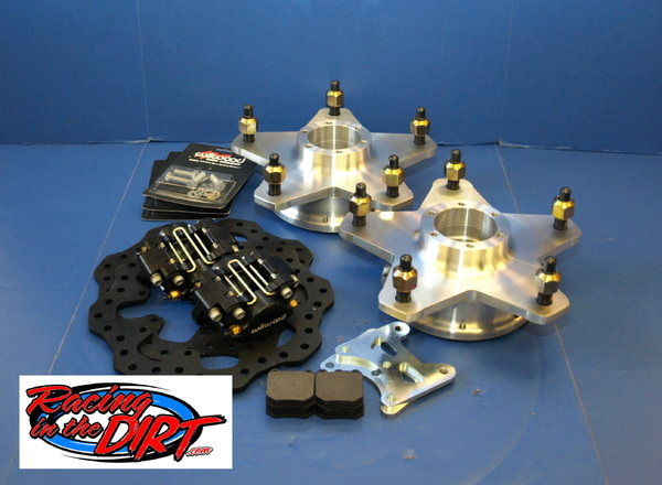 RACINGINTHEDIRT PRO ALUMINUM HUBS  for Sale $965