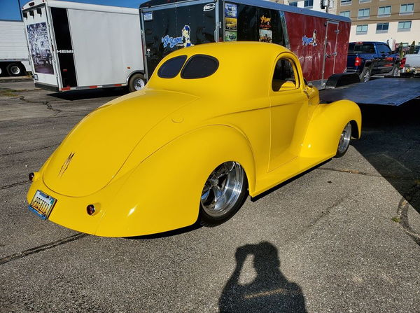 1941 Willys Deluxe  for Sale $75,000