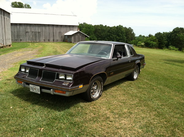1986 Oldsmobile Cutlass Salon  for Sale $6,000