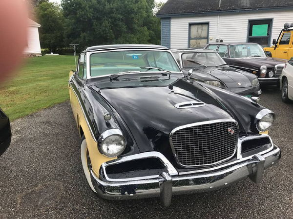 1956 STUDEBAKER SKYHAWK  for Sale $44,949