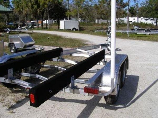 2020 Magic Tilt Xpress Series Tandem Axle (Alum) TXP2244B2
