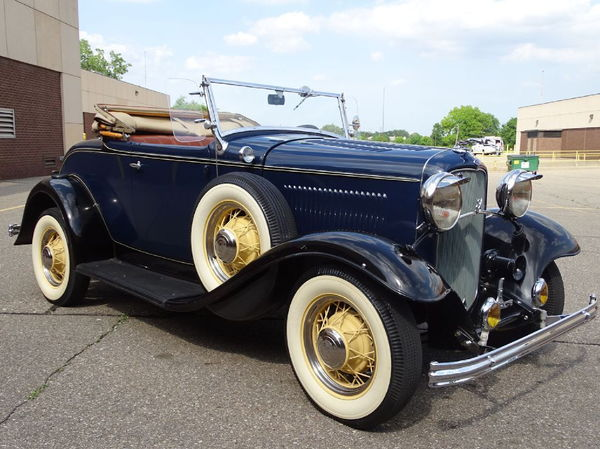 1932 FORD MODEL 18  for Sale $34,949