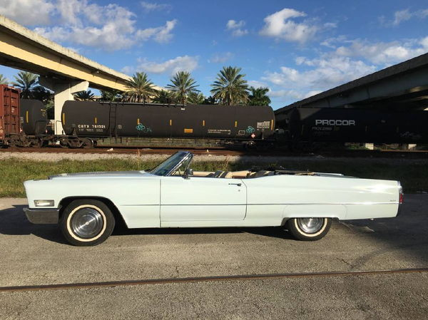 1968 CADILLAC DEVILLE  for Sale $29,889