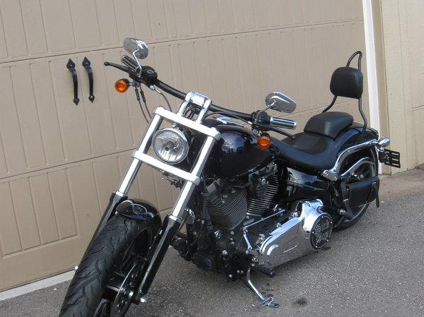 2014 Harley Davidson BreakOut Beautiful bike  for Sale $9,500