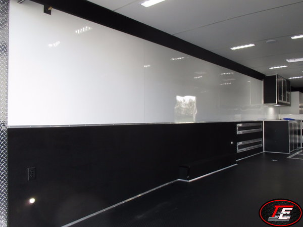 38' United Gooseneck Super Hauler Race Car Trailer  for Sale $29,995