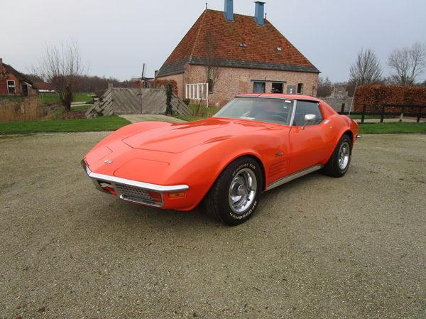 1972 Chevrolet Corvette  for Sale $7,800