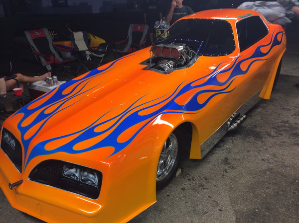 Nostalgia F/C nitro or alcohol  for Sale $44,000