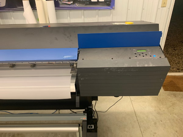 Roland 540 and Laminator  for Sale $23,000