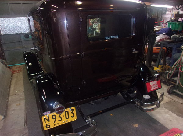 1929 Ford Sedan Delivery   for Sale $29,000