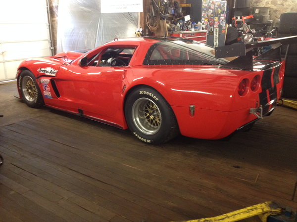 GT1/ Trans Am Z06 Corvette  for Sale $75,000