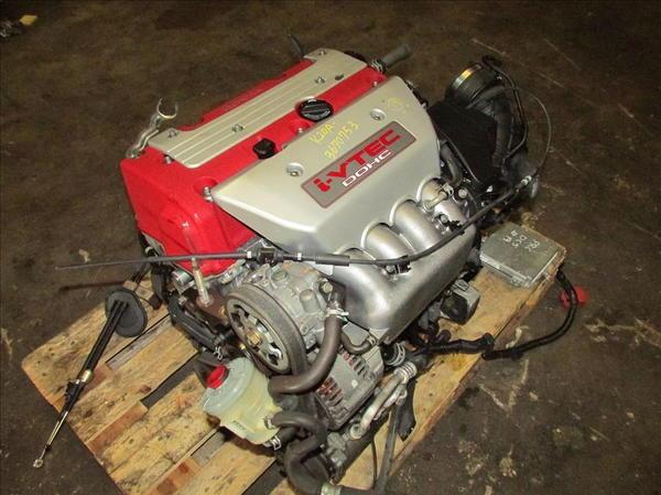 JDM Honda Integra DC5 RSX K20a Type R Engine 6MT NTS3 LSD Tr for Sale $2,999