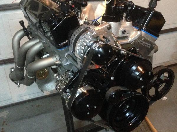 Wilson MPFI Full Roller SBC - former 604  for Sale $6,500