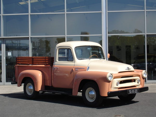 1956 International S100  for Sale $39,950