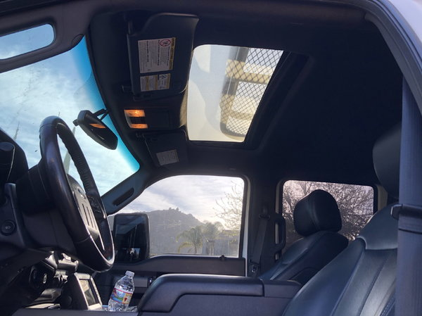 2016 F-350 Chase Truck  for Sale $70,000